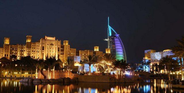 Отель Burj Al Arab – самый роскошный в мире