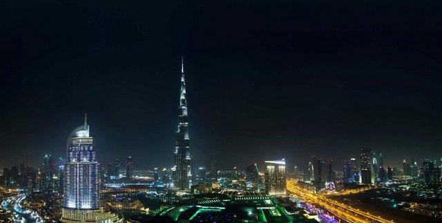 Небоскреб Burj Khalifa – самое высокое здание в мире
